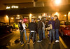"11/6/08 Dorchester, MA -- Exterior of dbar during ""So Dope"" November 6, 2008.  Erik Jacobs for the Boston Globe"
