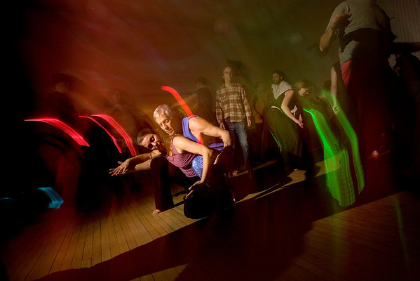 1/9 Dance Fridays