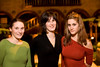 2/21/08 Boston, MA -- From left, Sandra Brown, Lyndsey Purchon and Isabel Shanahan at the Gardner After Hours event at the Isabella Stewart Gardner Museum February 21, 2008.  Erik Jacobs for the Boston Globe