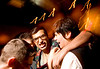 3/20/08 Cambridge, MA -- Omar Sahi celebrates his 23rd birthday with friends at Make it New at the Middlesex Lounge March 20, 2008.  Erik Jacobs for the Boston Globe