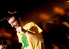 3/20/08 Cambridge, MA -- George Zervas of Cambridge dances at Make it New at the Middlesex Lounge March 20, 2008.  Erik Jacobs for the Boston Globe