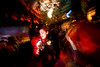 "4/3/08/08 Jamaica Plain, MA -- Blair St.Onge at the Shake 'em Down event at the Milky Way Lounge in Jamaica Plain March 3, 2008.  ""I think the Milky Way is a hidden gem,"" St.Onge said.  Erik Jacobs for the Boston Globe"