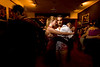 9/2/08 Cambridge, MA -- Bassem Youseff of Somerville dances with Summer Smith of Cambridge at the milonga at the Lily Pad in Inman Square September 2, 2008.  Erik Jacobs for the Boston Globe