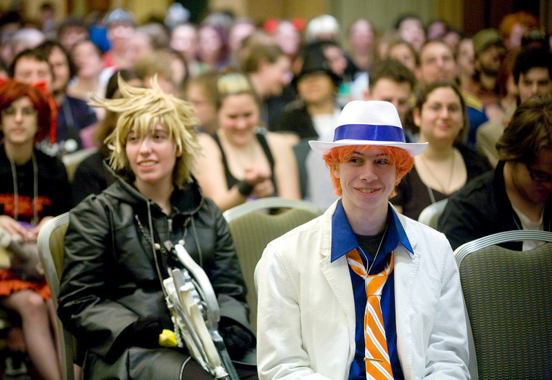 Anime convention dating