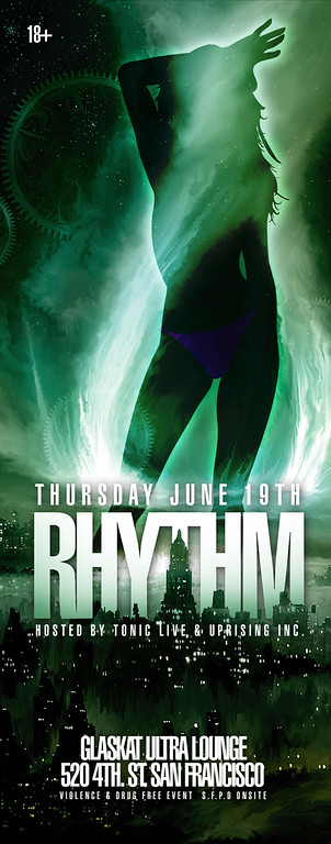 Rythm @ Glas Kat --- 6/19/08 [18+]