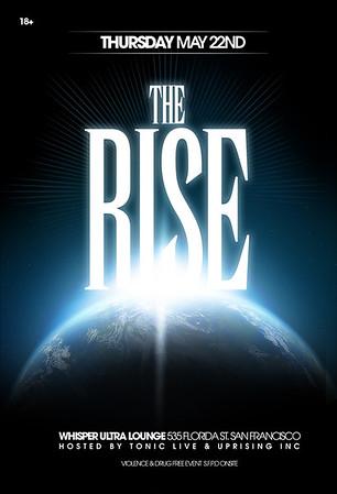 The Rise @ Whisper --- 5/22/08 [18+]
