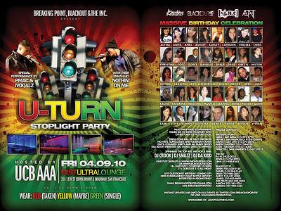 U-Turn @ Mist - 4.9.10