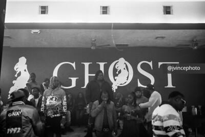 Deja Vu Fridays @ Ghost Bar