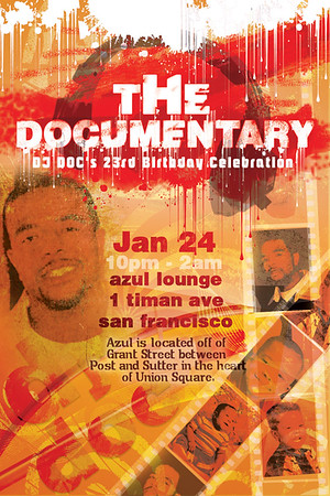 The Documentary @ Azul - 1.24.09