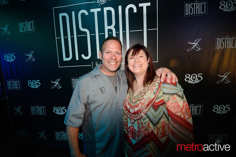 Festival of Fools  //  The District Theater - Gilroy