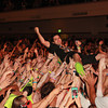 Datsik crowd surfing @ Sunrise 2013.  Images by: CJ