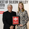 One of this year's editors' picks, Collin Bruce and Cindy Ahola of Community Cycles of California took home the award for Best Way to Fix Your Bike and Help Folks, Too.