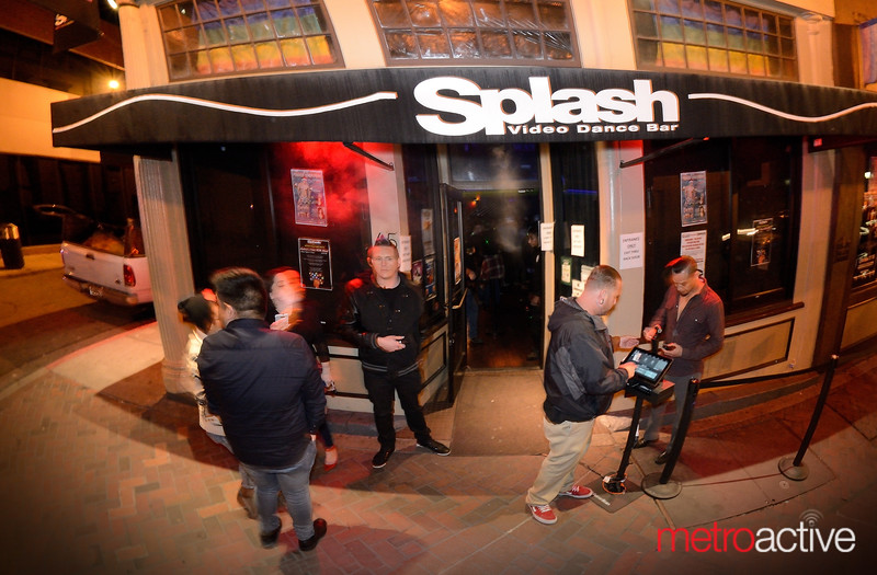 Splash Bar