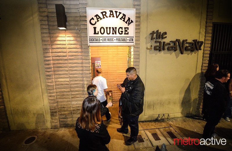 Caravan Lounge - Downtown San Jose