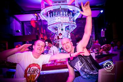 DJ Boris Background @ Cocoon Club