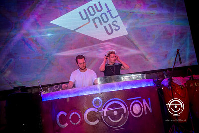DJ You not us @ Cocoon Club