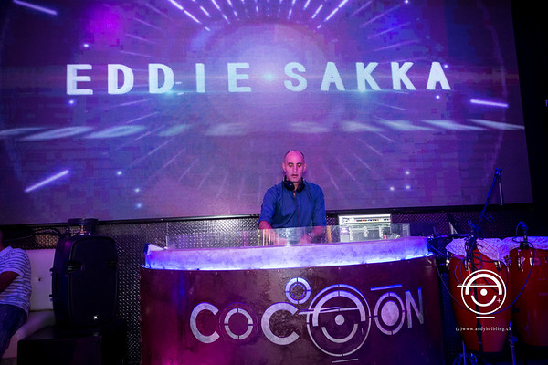 Cocoon Phuket DJ Eddie Sakka 12.2.2017