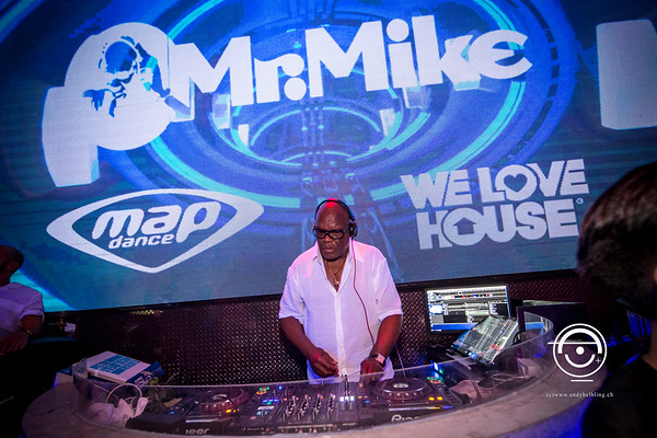 Cocoon Phuket DJ Mr. Mike 14.2.2017