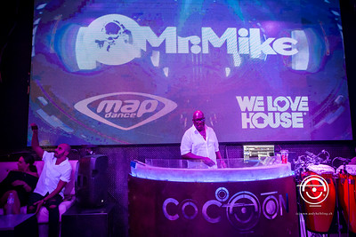 DJ Mr. Mike @ Cocoon Club