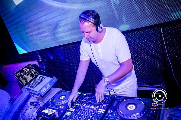 Cocoon Phuket DJ Nicola Vega 17.2.2017