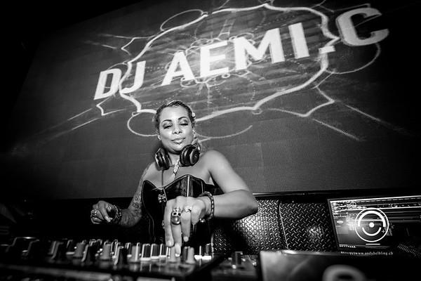 Cocoon Phuket DJ Aemi C. 26.2.2017