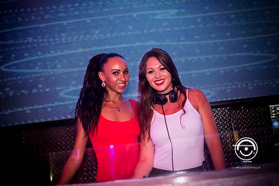 DJ Alisa Sky @ Cocoon Club