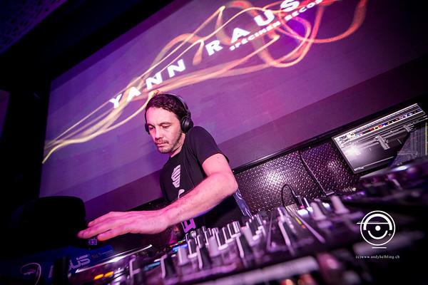 Cocoon Phuket DJ Yannick Rauss 9.3.2017