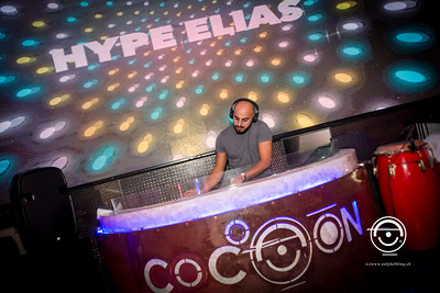 DJ Hype Elias @ Cocoon Club
