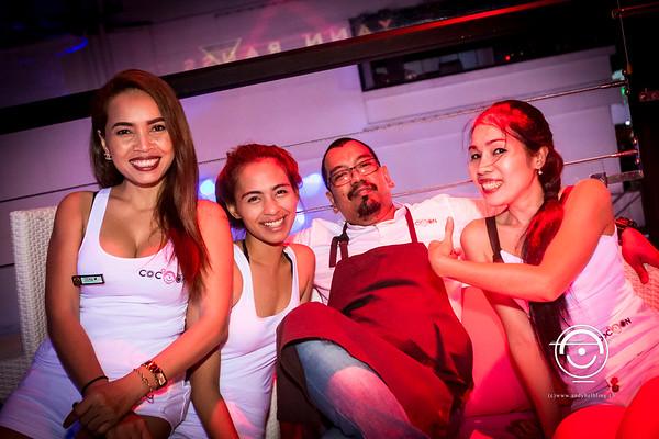 Cocoon Phuket DJ Yannick Rauss 31.3.2017