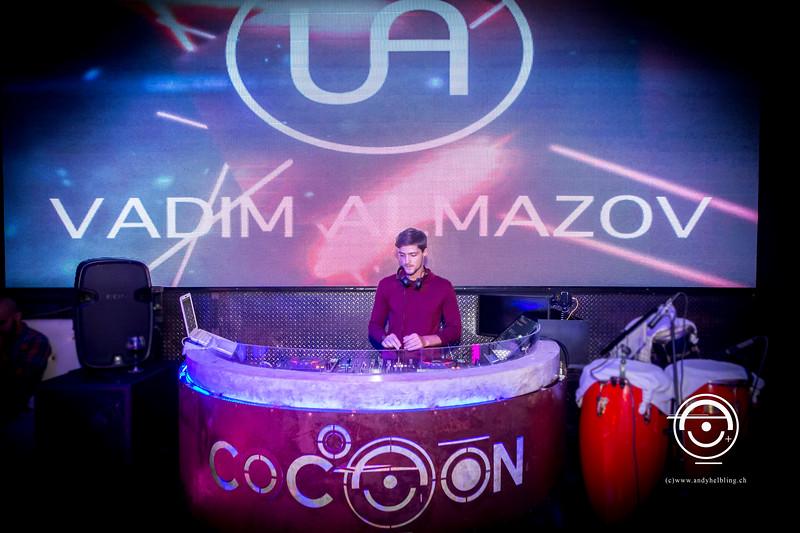 DJ Vadim Almazov @ Cocoon Club