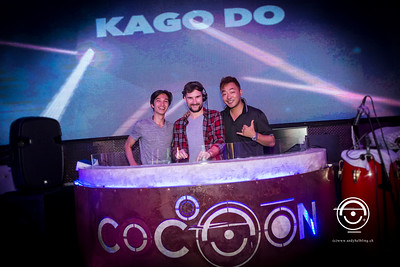 DJ Kago Do @ Cocoon Club