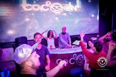 DJ Eddie Sakka @ Cocoon Club