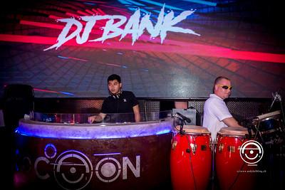 DJ Bank @ Cocoon Club