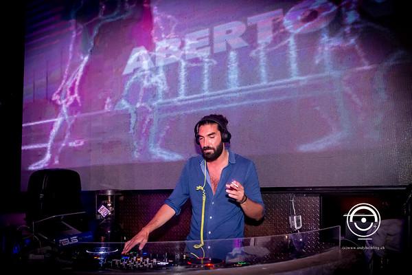 Cocoon Phuket DJ Aberton 19.5.2017