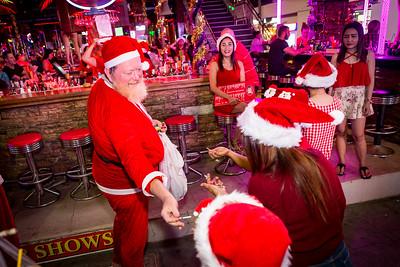 Christmas 2017 @ Crazy Horse Bar