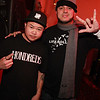 DJ Felli Fel & DJ Teddy Rockspin , images by CJ