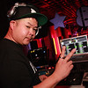 DJ Teddy Rockspin , images by CJ