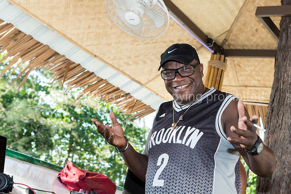 DJ Mr. Mike @ Oasis Beach Club 8.1.2016