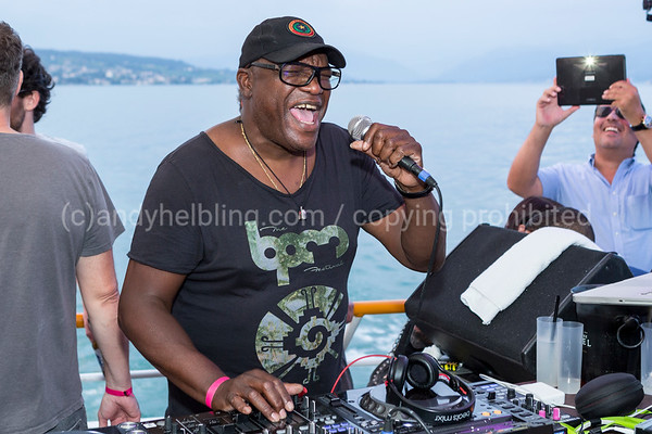 DJ Mr. Mike @ Planet 105 Ibiza Party 23.7.2016