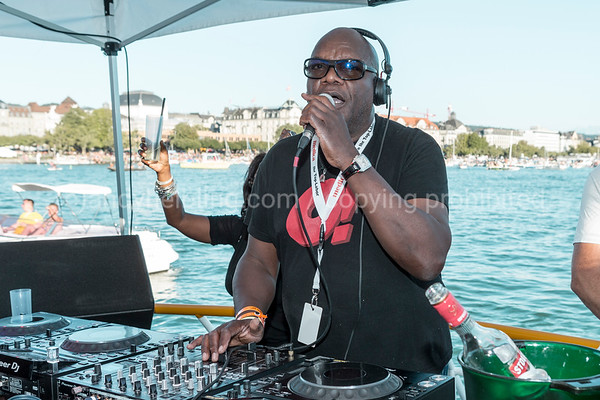 DJ Mr. Mike @ Partysan Boat 13.8.2016