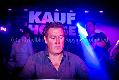 DJ Mr. Mike KaufHouse @ Kaufleuten Club