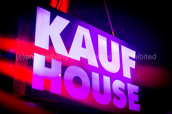 DJ Mr. Mike @ Kauf House, Kaufleuten Club 13.7.2018