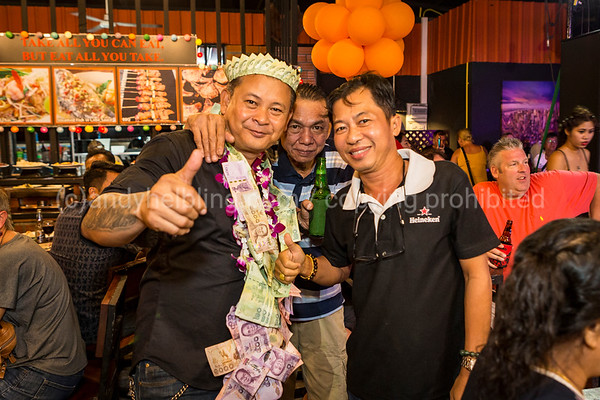 Don`s BBQ birthday party & Anniversary 17.1.2018