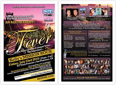 Fever @ Mission Rock - 7.23.10