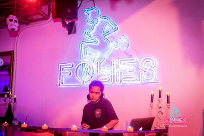 Halloween 2018 Folies Bar