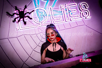 Halloween 2019 Folies Bar