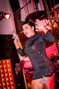 Folies Bar Salsa Party with Veronica Barboza