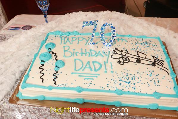 George's 70th Birthday