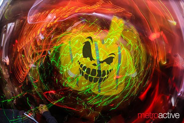 Half Way To Halloween: LGB&G