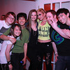 HeavyGrinder posing with fans.<br /> <br /> images by: CJ